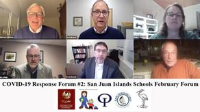 San Juan County Schools COVID-19 Response Forum #2: Spring 2021
