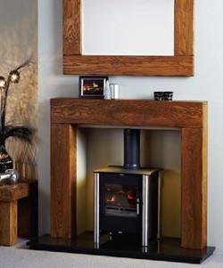 Derwent Medium aged Oak Surround