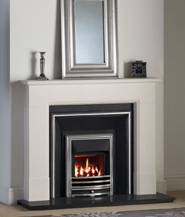 Hanwell Limestone surround