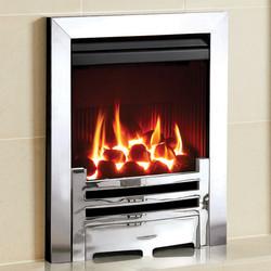 Logic-HE-gas fire coals