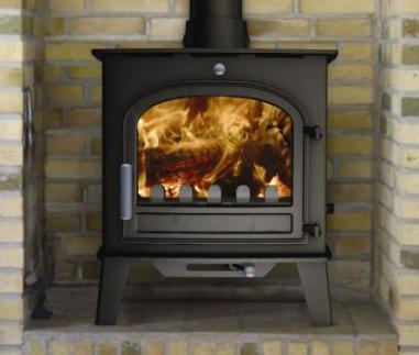 Norrskoven wood burner