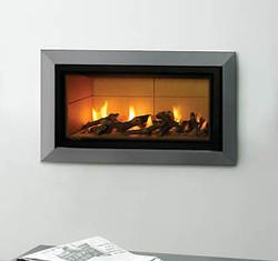 studio 1 glass logs & bauhuas frame
