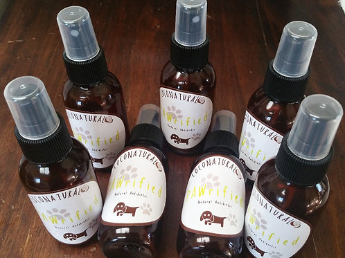 PAWrified Natural Antibiotic spray for dogs 100ml