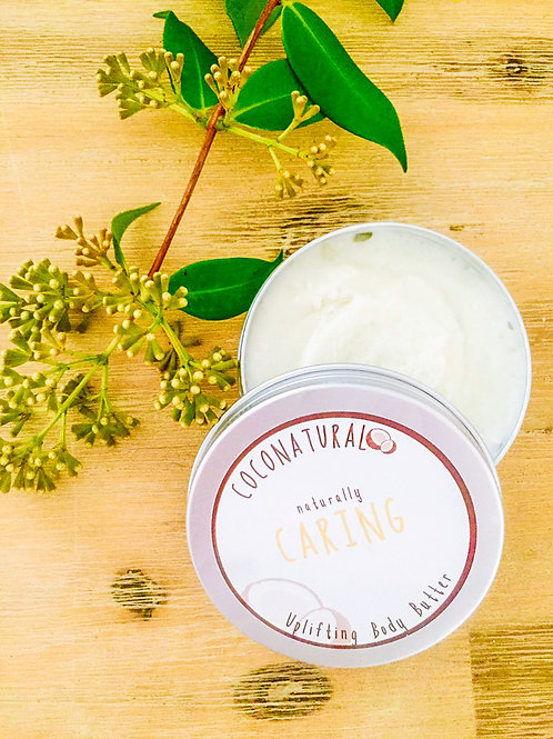 Naturally CARING Uplifting Body Butter