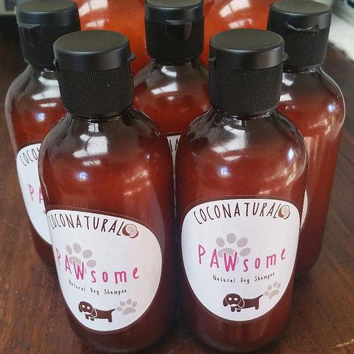 PAWsome Natural Shampoo for dogs 200ml