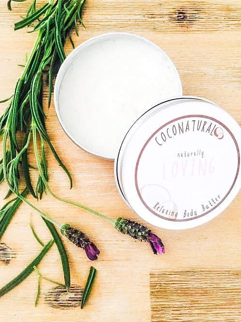 Naturally LOVING Relaxing Body Butter