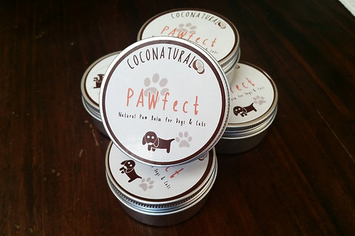 PAWfect Natural Paw balm for dogs & cats 80ml