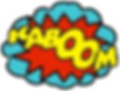 kaboom superhelden feest thema kinderfeestjes thuis - themakisten