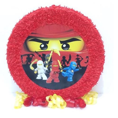 Lego Ninjago pinata