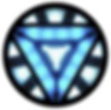 logo iron man superhelden feest thema kinderfeestjes thuis - themakisten