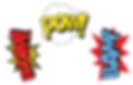 superhelden feest thema kinderfeestjes thuis - themakisten