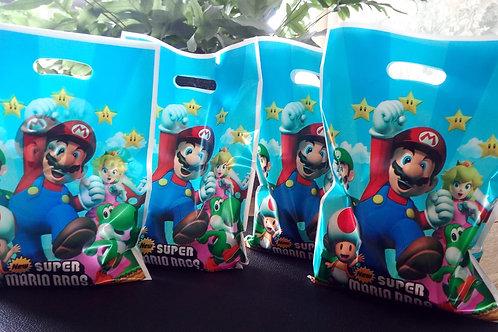 Super Mario traktatiezakje