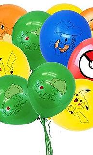 Pokémon ballonnen 5 stuks