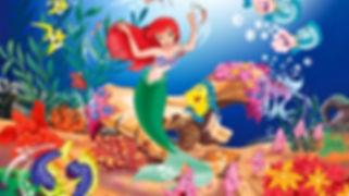 zeemeerminnen kinderfeestje