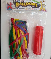 Vorm ballonnen maken