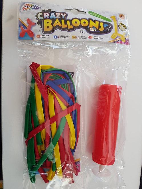ballon zwaarden maken