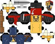 piraten block - thema kinderfeestjes thuis themakist