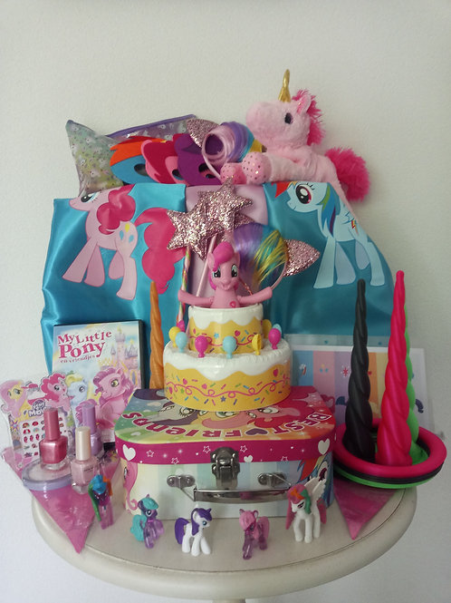 My little pony thema