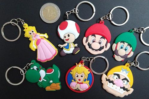 Super Mario buttons