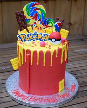 Leuke Pokémon taarten