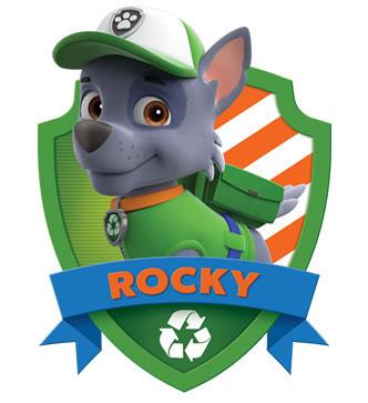 rocky paw patrol