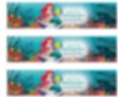 waterfles label thema kinderfeestjes thuis - themakisten