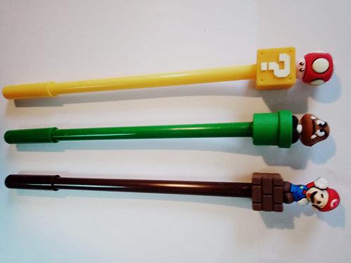 Super Mario pennen