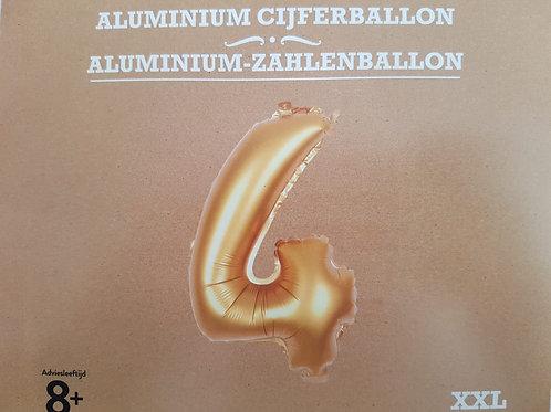 cijfer folieballon XXL