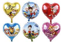 Folieballonnen per  stuk verkocht!