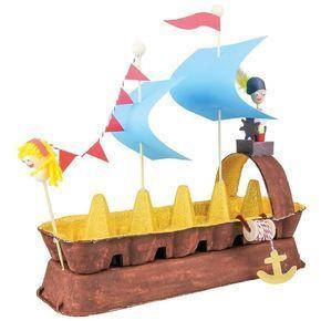 eier schip pasen