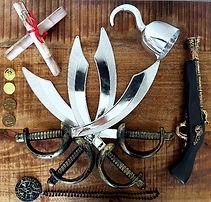 piraten zwaarden