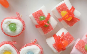 Snoep sushi maken voor Lego Ninjago