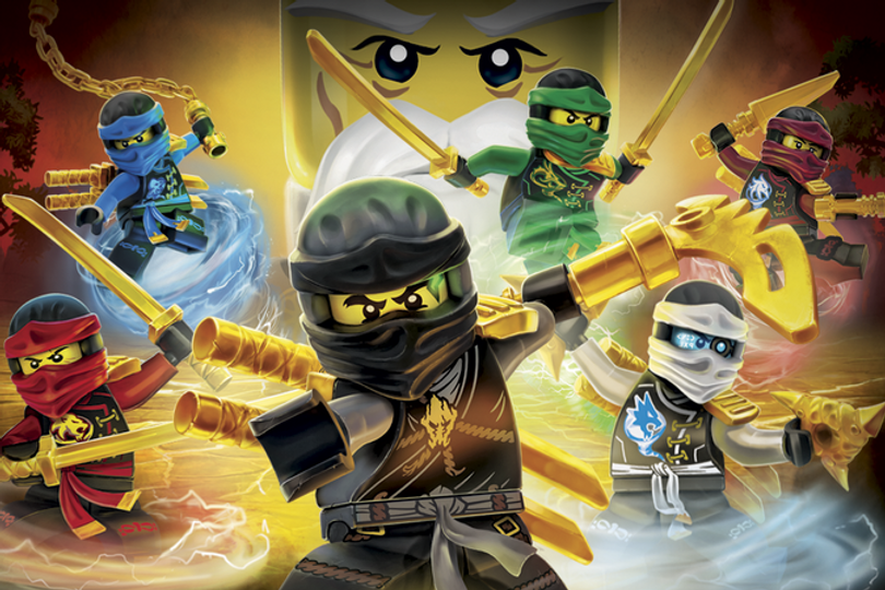 Lego Ninjago Verjaardag.Lego Ninjago Thema