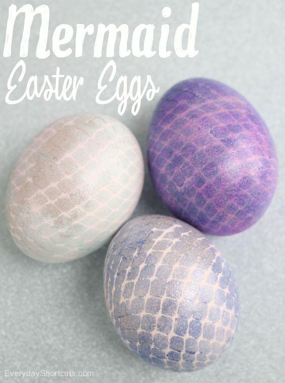 zeemeerminnen eieren
