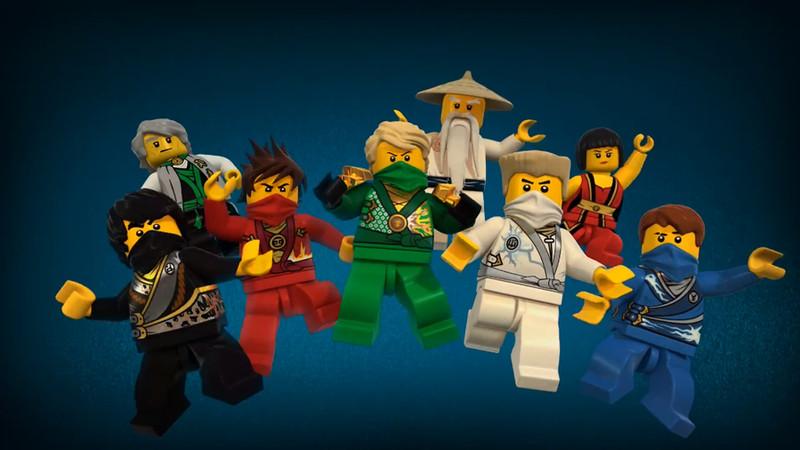 lego ninjago figuren poppetjes