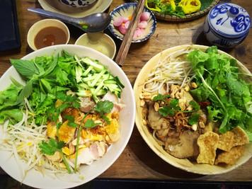サイゴンでホイアンのカオラウを美味しく食べれるお店