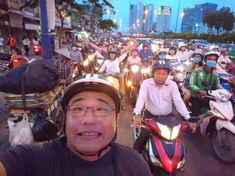 友達がベトナムに遊びにきました