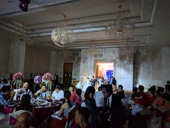 ベトナムの結婚披露宴
