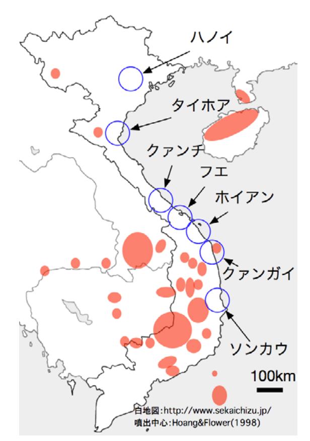 土壌図(BAZAN)
