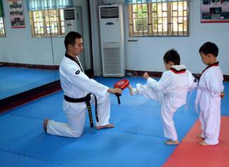 Martial Arts for Preschoolers