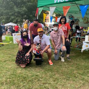 Doggy Con vlog and photos!