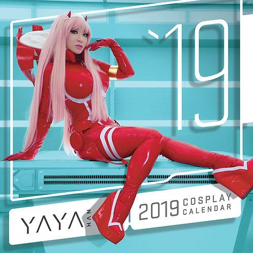 2019 Yaya Han Calendar (Previous year)