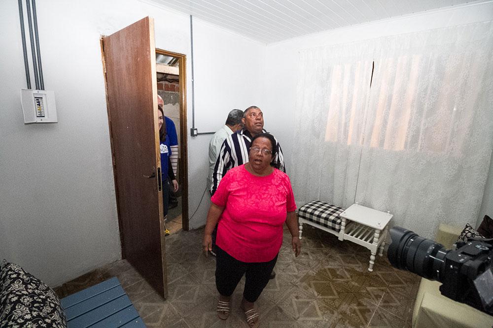 Reparação 9 - Entrega da casa