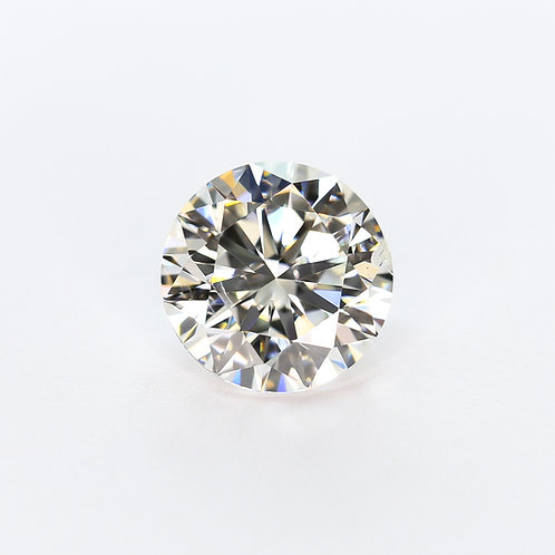 1.07 Carat F SI2 XVGVG NONE