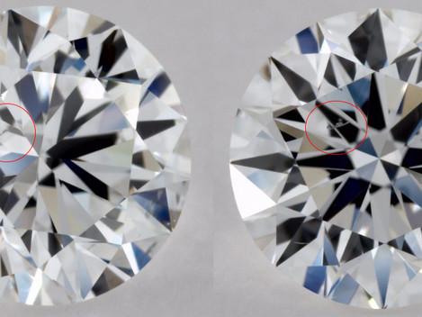 鑽石照片與實物的差異