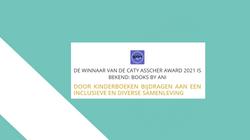 Nieuws Caty Asscher Award