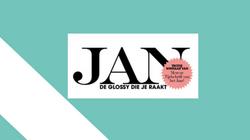 Jan Magazine Nr. 11 november 2020