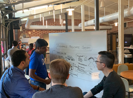RXIQ Idea-a-thon: What if we could use big data to revolutionize community health?