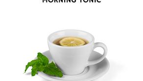 Brain Health: Morning Tonic
