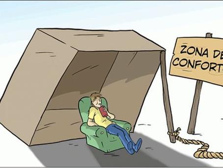 FISIOTERAPEUTAS, SAIAM DA ZONA DE CONFORTO!